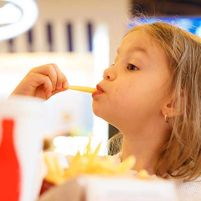 Does your child eat fifteen or fewer foods exclusively?