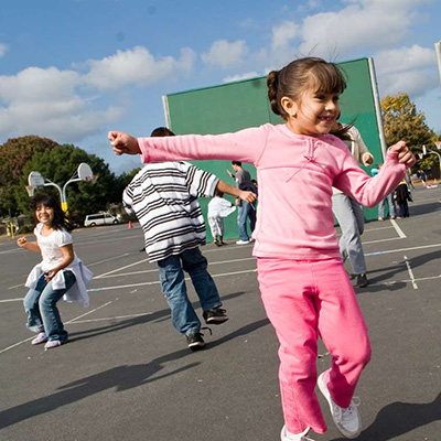 Is your child bumping and crashing into things and showing risk-taking behaviors at recess that may result in