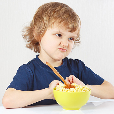 Does your child refuse to try new foods?
