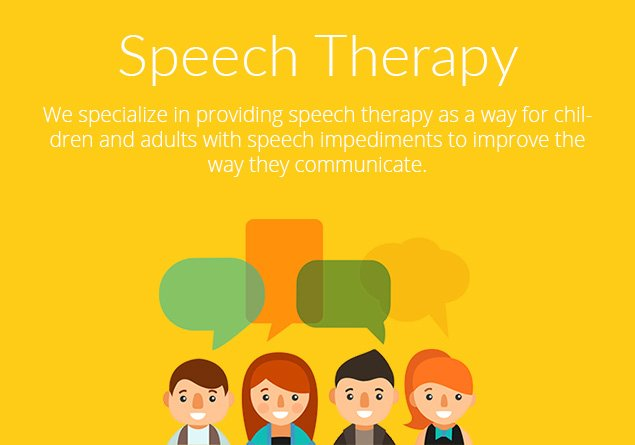 speech therapy los angeles